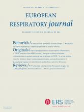 European Respiratory Journal: 50 (4)