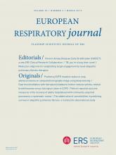 European Respiratory Journal: 53 (3)