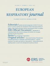 European Respiratory Journal: 57 (4)