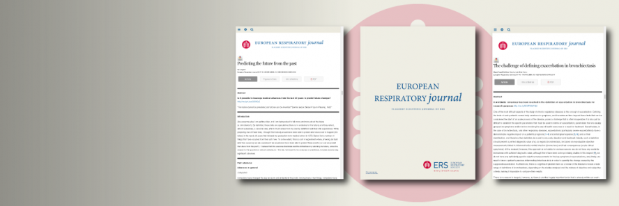 European Respiratory Journal slide